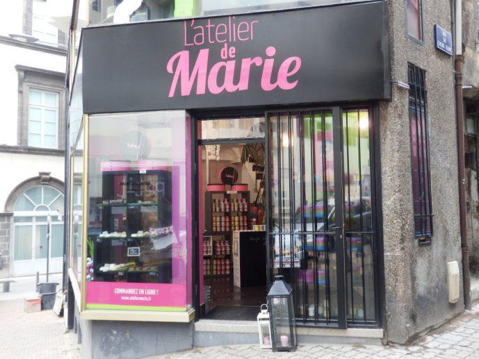 L'Atelier de Marie 22 rue de la Préfecture, 63000 Clermont-Ferrand
