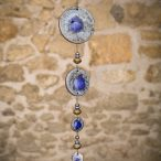 Bijoux de mur en lave émaillée