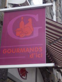 Gourmands d'ici à Riom