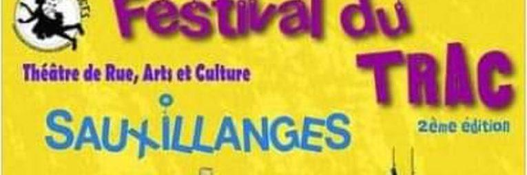 Festival du TRAC à Sauxillanges du 25 au 29 septembre 2019
