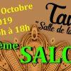 10ème salon des Métiers d'Art à Tauves le 27 octobre 2019