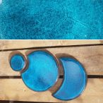 Dessous-de-plats en lave émaillée collection Trio par L'île o Pierres.